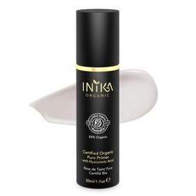 Inika Certified Organic Pure Primer with Hyaluronic Acid