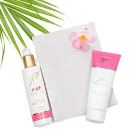 Exfoliate and Hydrate Kit