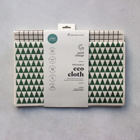 Eco Cloth, Large, 2 pack
