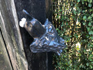 Pottery Swooping Tui -Large