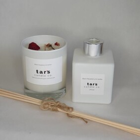 Candle and Diffuser - Gift box set