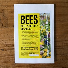 Bee Friendly Wildflower Seed Mix (2g)