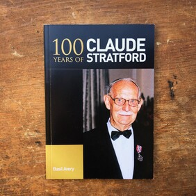 Book: 100 Years of Claude Stratford