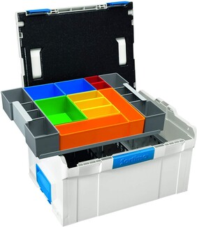 L-BOXX 238 with Tool Card & Insert Boxes
