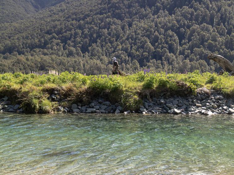 Backcountry wilderness NZ  Todd Adolph