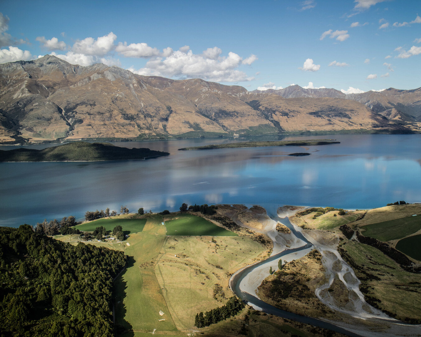 On the way back to Queenstown, after a day heli fishing in a remote backcountry river. Todd Adolph