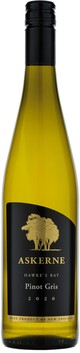 Askerne Hawkes Bay Pinot Gris 2020