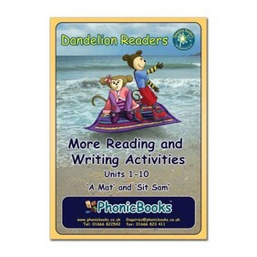 Reading and Writing Activities – Set 2 & 3 Units 1-10