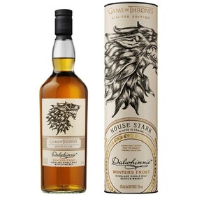 DALWHINNIE WINTER'S FROST GAME OF THRONES LIMITED EDITION SCOTCH WHISKY 700ML