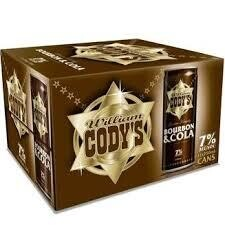 Cody's 7% 12 Pack Cans 250 ml