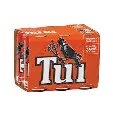 Tui 6 Pk Cans