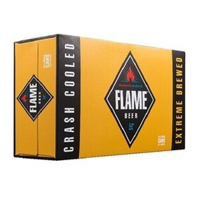 FLAME 15PK CANS 330ML
