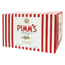 Pimms 12 Pk Cans