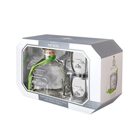 Patron Silver Gift Pack
