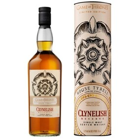CLYNELISH RESERVE GAME OF THRONES LIMITED EDITION SCOTCH WHISKY 700ML