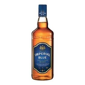 IMPERIAL BLUE SUPERIOR GRAIN WHISKY 750ML