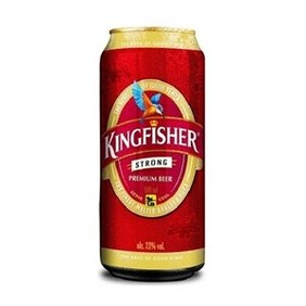 KINGFISHER STRONG 7.2% CAN 500ML