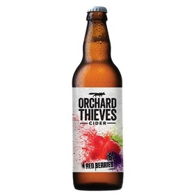 Orchid Thieves Red Berry