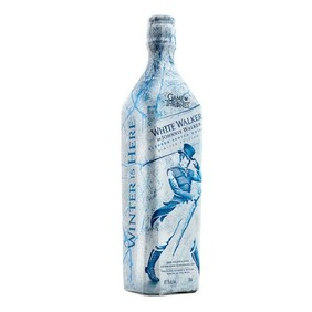 JOHNNIE WALKER LIMITED EDITION GAME OF THRONES WHITE WALKER SCOTCH WHISKY 700ML