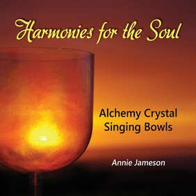 CD : Harmonies for the Soul by Annie Jameson