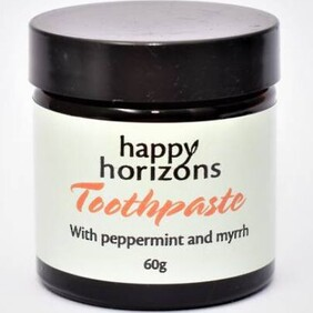 Toothpaste by Happy Horizons 120g