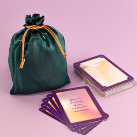 Cards : Insights from Heaven by Annie Jameson GREEN