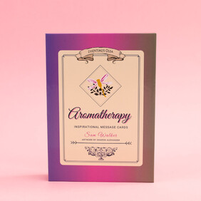Cards : Aromatherapy Inspirational Message Cards by Sam Walker and Sharon Alexander