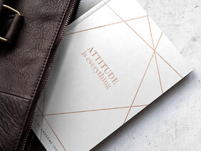 Mini Gratitude Journal by AwesoME.inc