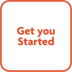 Get you Started Logo Package