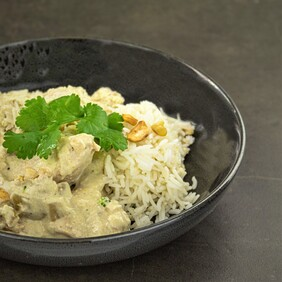 Family Size Thai Green Chicken Curry
