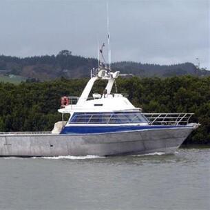 vessel & barge hire