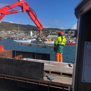 marine construction