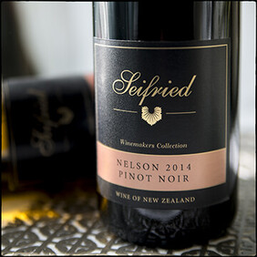 Seifried 'Winemakers Collection' Pinot Noir 2014