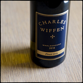 Charles Wiffen Pinot Gris 2018