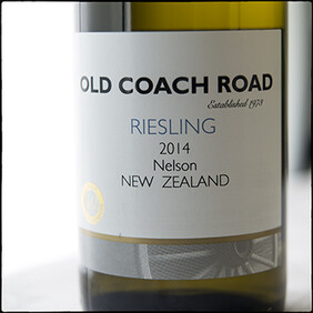 Old Coach Road Riesling 2014