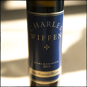 Charles Wiffen Late Harvest Riesling 375ml