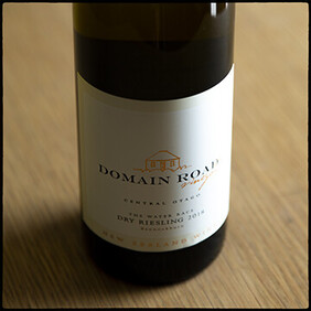 Domain Road 'Water race' Riesling 2019