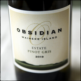 Obsidian Pinot Gris 2020