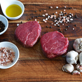 A06 - Beef Eye Fillet - 2 x 180g Portions