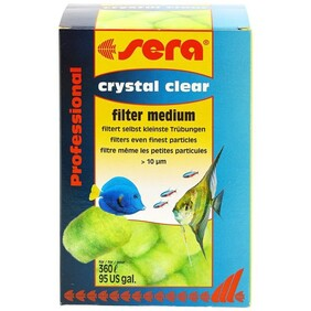 Sera Crystal Clear Proffesional 12 pieces