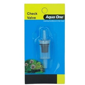 Airline Check Valve Carded (1pk)