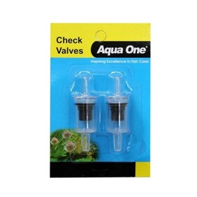Airline Check Valve Carded (2pk)