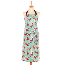 Ulster Weavers Cotton Apron Foraging Fox