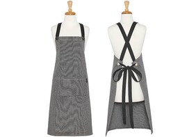 Ladelle Eco Recycled Charcoal Apron