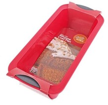 Daily Bake Silicone Loaf Pan - Red