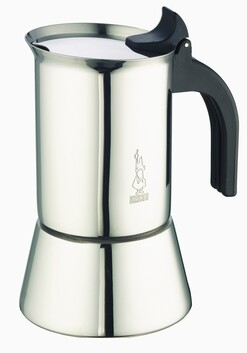 Bialetti Venus Stainless Steel Induction - 10 cup