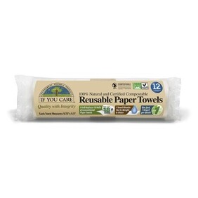 If You Care Re-Usable Paper Towels