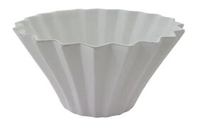French Country Vienna Paneled Salad Bowl - Small