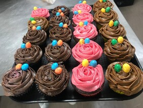 cup cake 1pc