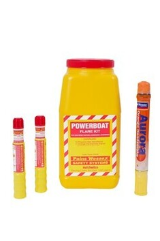 Powerboat Flare Pack